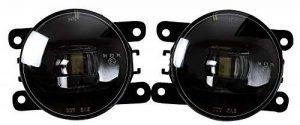 Phares antibrouillards entièrement en LED avec puce CREE 10watts 1200lumens avec TÜV de la marque AutoLight24 image 0 produit