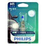 Philips 12258XVB1 Ampoule de phare X-treme Vision H1 (12 V, 55 W, P14,5s, 130% emballage blister) de la marque Philips image 1 produit