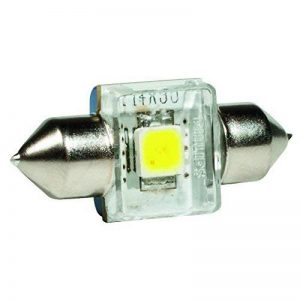 Philips 129416000KX1 Ampoule LED de lampe navette X-treme Vision 30 mm 6000 K 12 V dans emballage carton de la marque Philips image 0 produit