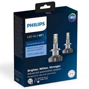 Philips 12985BWX2 Lampe automobile LED H7 pour éclairage avant - 2 Ampoule de la marque Philips image 0 produit