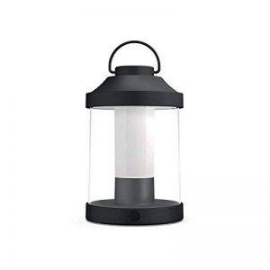 Philips 1736030P0 ABELIA lanterne portable 1 x 1,5 W LED noir de la marque Philips Lighting image 0 produit