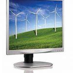 """Philips 19B4LCS5/00 Ecran PC LED 19"""" (48,26 cm) 1280x1024 5 ms DVI/VGA de la marque Philips image 1 produit"""