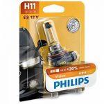 Philips 681111 Vision Plus 30 Pourcent 1 H11 12V 55W de la marque Philips image 3 produit