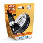 Philips 85122VIS1 Ampoule Xenon Vision D2S sous blister de la marque Philips image 1 produit