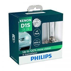 Philips 85415XVS2Ampoule Xénon X-tremeVision D1S, Set de 2 de la marque Philips image 0 produit