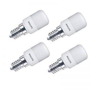 Philips 8718696431054Ampoule LEDT25 givrée à intensité non-variable Blanc chaud, Verre, blanc, E14, 1.7 wattsW de la marque Philips image 0 produit