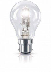 Philips Ampoule EcoHalogène Standard Culot B22 53 Watts consommés Equivalence incandescence : 70W (Ref: 925693444204) de la marque Philips Lighting image 0 produit