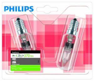Philips Ampoule EcoHalogène Tube spécial Culot E14 28 Watts consommés Equivalence incandescence : 35W de la marque Philips Lighting image 0 produit