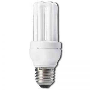Philips Ampoule Economie d'énergie 8 watts Blanc E27 MASTER PL E 8w 2700K /827 230v 15000 Heures 40x119 de la marque Philips image 0 produit