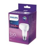 Philips Ampoule LED 100W E27 WW 230V R80 40D ND de la marque Philips Lighting image 1 produit
