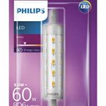 Philips Ampoule LED 60W R7S 118mm WH ND 1BC/4 de la marque Philips Lighting image 1 produit