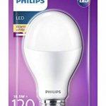 Philips Ampoule LED E27, 18,5W Équivalent 120W, Blanc Chaud de la marque Philips Lighting image 1 produit