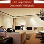 Philips Ampoule LED Flamme Culot E14, 8W équivalent 60W, Blanc Chaud 2700K, Claire, Compatible Variateur de la marque Philips Lighting image 4 produit