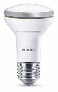 Philips Ampoule LED Réflecteur R63 Culot E27, 5,7W équivalent 60W, Blanc Chaud 2700K, Compatible Variateur de la marque Philips Lighting image 0 produit