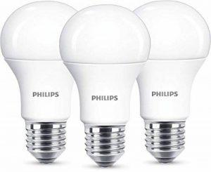 PhilipsAmpoule LED sphérique standard Pack de 3 Chaude de la marque Philips image 0 produit