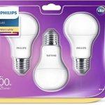PhilipsAmpoule LED sphérique standard Pack de 3 Chaude de la marque Philips image 1 produit