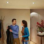 Philips Ampoule LED Spot Culot GU10 4W Consommés (Équivalent 35W Incandescent) 2700 Kelvin Compatible Variateur de la marque Philips Lighting image 3 produit
