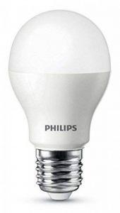 Philips Ampoule LED Standard Culot E27 9W Équivalence Incandescence : 60W de la marque Philips Lighting image 0 produit