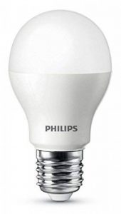 Philips Ampoule LED Standard Culot E27 9W Équivalence Incandescence : 60W de la marque Philips Lighting image 0 produit