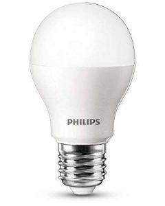 Philips Ampoule LED Standard Dépolie Culot E27 6 W Watts Consommés Équivalence Incandescence 40W de la marque Philips image 0 produit
