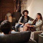 Philips Ampoule LED Standard Filament Culot E27, 7,5W équivalent 75W, Blanc Chaud 2700K, Claire de la marque Philips Lighting image 2 produit