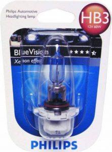 Philips Blue Vision 9005BVB1 Ampoule de phare HB3 de la marque Philips image 0 produit