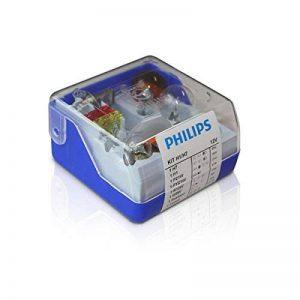Philips Boîte d'ampoules de rechange H1 / H7 de la marque Philips image 0 produit