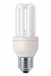 Philips GENIE ES 8YR11W Ampoule Economie d'énergie 11 watt Genie ESaver 11W/230V E-27 827 de la marque Philips image 0 produit