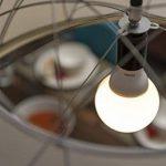 Philips Globe LED 15W (100W) G93E27Ampoule à culot à vis, givré–Blanc chaud, Verre, blanc, E27, 13.5W 230V de la marque Philips image 4 produit