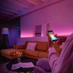 Philips Hue Ampoule connectée White and Color E27 3ème génération - Fonctionne avec Alexa de la marque Philips Lighting image 3 produit