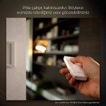 Philips Hue Dimming Kit White Ambiance avec 1xE27 10,5W [interrupteur avec variateur inclus] - Fonctionne avec Alexa de la marque Philips Lighting image 2 produit