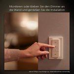 Philips Hue Dimming Kit White avec 1XE27 9,5W [Interrupteur avec Variateur Inclus] - Fonctionne avec Alexa de la marque Philips Lighting image 1 produit