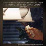 Philips Hue Dimming Kit White avec 1XE27 9,5W [Interrupteur avec Variateur Inclus] - Fonctionne avec Alexa de la marque Philips Lighting image 4 produit