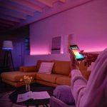Philips Hue Kit de démarrage 2 ampoules White & Color E27 + pont de connexion - Fonctionne avec Alexa de la marque Philips Lighting image 3 produit