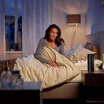 Philips Hue Kit de Démarrage - Lumière blanche à intensité et nuances de blancs variables (chaud ou froid) avec 2 X E27 9,5 W [Pont et Interrupteur avec Variateur Inclus] - Fonctionne avec Alexa de la marque Philips Lighting image 2 produit