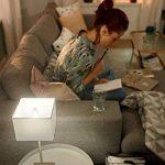 Philips Hue Pack de 2 ampoules connectées White Ambiance flamme E14 - Fonctionne avec Alexa de la marque Philips Lighting image 3 produit