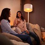 Philips Hue Pack de 2 ampoules connectées White ambiance GU10 - Fonctionne avec Alexa de la marque Philips Lighting image 3 produit