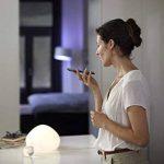 Philips Hue Pack de 2 ampoules connectées White B22 - Fonctionne avec Alexa de la marque Philips Lighting image 4 produit