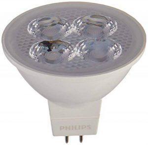 Philips lampe 5W MR16blanc chaud 2700K Master LED Spot ampoule 12V GU5.3remplacer 50W halogène de la marque Philips image 0 produit