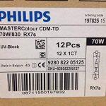 Philips lampe à vapeur métallique cDM-tD 70 w/830 de la marque keine Angabe image 3 produit