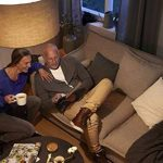 Philips LED 11W (75W) à vis Edison E27Ampoules Blanc Chaud, givré–Lot de 6,, E27, 11W, lot de 6 de la marque Philips image 2 produit