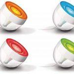 Philips LivingColors Iris Clear Décoration & Lampes d'atmosphère Intensité des couleurs réglable de la marque Philips Lighting image 2 produit