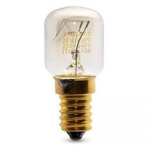PHILIPS Lot de 3 ampoules à vis SES E14 ampoules pygmée> 300°C, Passe au micro-ondes, au four ampoules nominale pièces (Import Allemagne) de la marque Philips image 0 produit