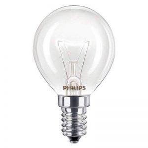 Philips - Lot de 4 ampoules 40W SES E14 petit culot capacité 300a pour fours et cuisinières AEG/Bosch/Siemens/Neff/Hotpoint de la marque Inconnu image 0 produit