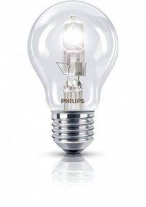 Philips Lot de 5 ampoules halogène traditionnelles E27 Culot à vis 70 Watt 240 V de la marque Philips image 0 produit