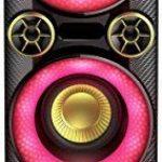 Philips NTX400 Enceinte Bluetooth Colonne avec Lecteur CD, Port USB, LED d'ambiance, NFC, 1000W de la marque Philips Audio image 1 produit