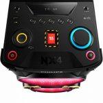 Philips NTX400 Enceinte Bluetooth Colonne avec Lecteur CD, Port USB, LED d'ambiance, NFC, 1000W de la marque Philips Audio image 2 produit