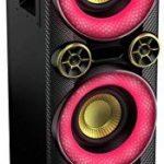 Philips NTX400 Enceinte Bluetooth Colonne avec Lecteur CD, Port USB, LED d'ambiance, NFC, 1000W de la marque Philips Audio image 3 produit