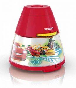 Philips Projecteur Mural Disney Cars de la marque Philips image 0 produit