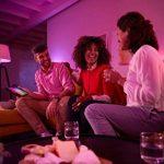 Philips Ruban lumineux Hue Lightstrip Plus 2m + Extension 1m - Fonctionne avec Alexa de la marque Philips-Lighting image 2 produit